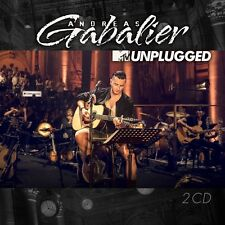 ANDREAS GABALIER - MTV UNPLUGGED  2 CD NEUF