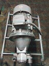 pompe groupe hydraulique pump SIEMENS 2.2KW marzocchi 1p d 3.3 230bar 3.2l/min