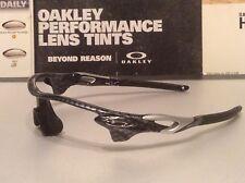 Oakley AF Radarlock Carbon Fiber w/ Chrome Oakley Icons - New SKU# 9206-11