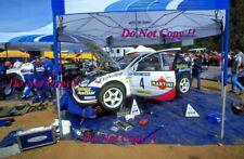 Colin McRae Ford Focus RS WRC 01 Catalunya Rally 2001 Photograph 2