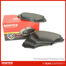 New Peugeot 206 2.0 HDI 90 129.7mm Wide Genuine Mintex Front Brake Pads Set