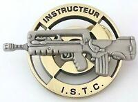 Brevet INSTRUCTEUR ISTC I.S.T.C ( Instruction Sur le Tir au Combat ) avec FAMAS