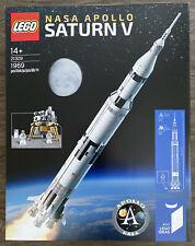 Lego Ideas, 21309, NASA Apollo Saturn V, Rakete, Neu