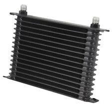 ASI Universal 15Row 10AN Aluminium Motor Übertragung Ölkühler UK Local Stock