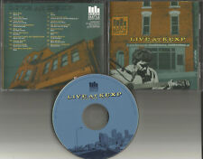 LIVE CD INTERPOL Shins MICHAEL FRANTI Citizen Cope SNOW PATROL Belle & Sebastian