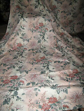 Marks and Spencer Floral Curtains