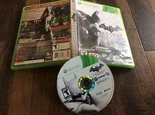Batman: Arkham City (Microsoft Xbox 360, 2011) Used Free US Shipping