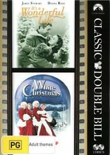 It's a Wonderful Life White Christmas DVD Region 4
