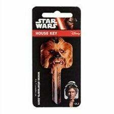 Star Wars Blank Front Door Key Ul2 Ul1 Ul054 Profile Chewbacca