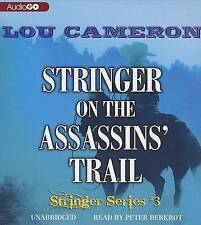 NEW Stringer on the Assassins Trail (Stringer series, Book 3) by Lou Cameron