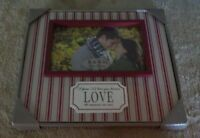 """Picture Frame I'd Love You Forever 4"""" x 6"""" Photo New"""