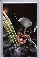 WOLVERINE #1 (MICO SUAYAN EXCLUSIVE X-FORCE VIRGIN VARIANT) ~ Hulk #340 Homage