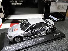 1/43 Mercedes-Benz C-DTM Messe-Modell Nürnberg 2008 MINICHAMPS 403 083793 MINT