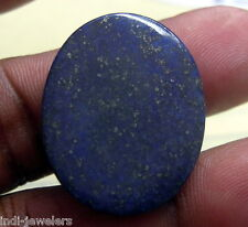 UNIQUE 50CT HUGE OVAL SHAPE  NATURAL LAPIS   GEMSTONE FROM INDIA