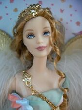 "2006 NRFB  Golden Angel Barbie Doll *She is so ""heavenly beautiful!"""