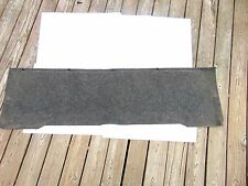 USED REAR INTERIOR COVER CARPET TRUCK 95 96 97 98 PARTING OUT 98 CHEVY 4X4
