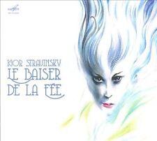 FREE US SHIP. on ANY 2 CDs! NEW CD STRAVINSKY,IGOR: Baiser De La Fee