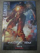 Pacific Rim Gipsy Danger USA Movie Poster
