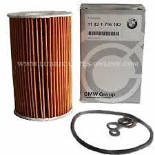 Oil Filter Petrol 4cyl BMW E36,46 & Z3 E36 (Genuine BMW) 11421716192