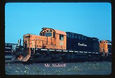 Original Slide Canada:  QCM Cartier ex B&LE ALCO RSD15 95 In 1982