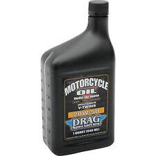 Bidon 1 quart de gallon,d'huile 20w50 pour Harley Davidson