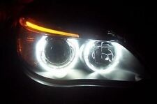 2 LED MARKER BMW ANGEL EYES BMW SERIE 1 5 6 7 E87 E81 E39 E60 E63 E65 X5 E53