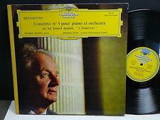Beethoven Concerto N°5 piano KEMPF Piano LEITNER Grammophon 138777 Tulipe