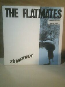 "The Flatmates - Shimmer - 1988 - Inner Guide - 12"" Vinyl  - Excellent Condition"