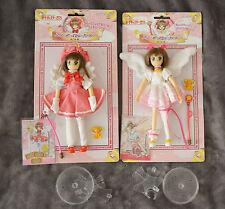 Clamp Cardcaptor Sakura Bandai Figure Dolls 1st 3rd Op outfits Trendmasters