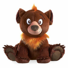 "DISNEY STORE BROTHER BEAR 15TH ANNIVERSARY KODA MEDIUM PLUSH 12"" H SOFT & CUTE"