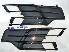 KAWASAKI ZZR1400 ZZR 1400 lados carenado de fibra de carbono 2012 2013