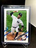 2021 Topps Series 1 Deivi Garcia #41 Rookie Card New York Yankees RC Brand New!