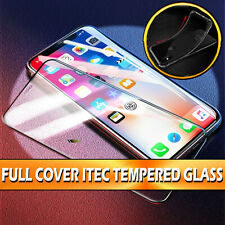 Screen Protector for iPhone 11,11 PRO MAX Curved Full Cover Tempered Glass/Case