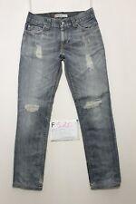Levi's 511 (Cod. F520) Tg.46 W32 L32 jeans usato vintage