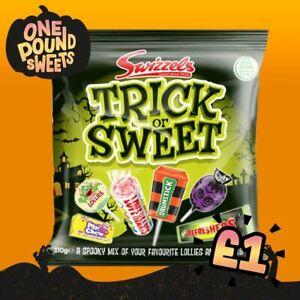 Swizzels Trick or Sweet Halloween Party Bags 160g - Trick or Treat - Buy Bulk