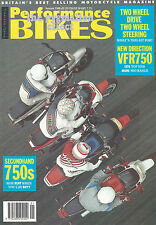Honda VFR750F-L Yamaha FZ750 GPZ500 Kawasaki GPX750 GSX-R750J VFR750 CBR400RR FZ