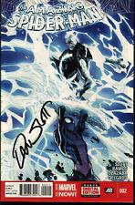 Amazing Spider-Man #2 1st Print Signed Dan Slott Marvel Comics w/COA