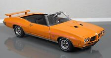 GMP 1/24 1970 Pontiac GTO Judge Convertible w/box out of factory sealed case