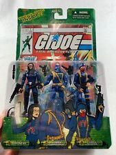 Gi Joe Cobra Baroness,commander, Trooper 3 Figure Pack Sealed Great Condition