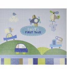 Baby First Year Calendar, Boy Oh Boy by C.R. Gibson