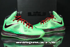 NIKE AIR LEBRON X 10 CUTTING JADE 541100-303 DS SIZE 11