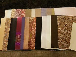 25 A4 Cardstock Sheets 4