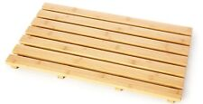 Natural legno a doghe duckboard BAGNO / DOCCIA DUCK Board BAGNO MAT