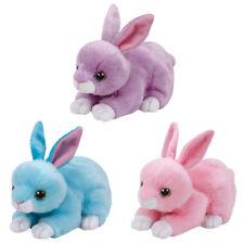 TY Beanie Babies - SET of 3 2017 Easter Bunnies (Dash, Jumper & Walker) (6 inch)