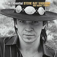 Blues Music Stevie Ray Vaughan Vinyl Records