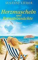 Herzmuscheln und Bernsteinnächte: Roman von Lieder, Susanne | Buch | Zustand gut