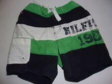 Pack of 2 One Size: 14-16 Tommy Hilfiger Boys 2p Trunk Camo Stripe Swim Multicolour Multi 034