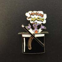 WDW - Figment of the Imagination #4 Imagine the Magic Movement Disney Pin 26055