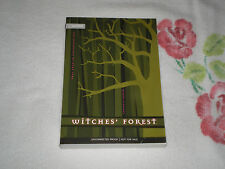 WITCHES' FOREST by MISHIO FUKAZAWA      -ARC- -JA-