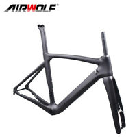 T1000 Carbon Frame Road Bike Racing Bicycle Frameset 50/53/55/57cm BB386 Disc